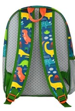 Petit Collage Backpack Dinosaurs