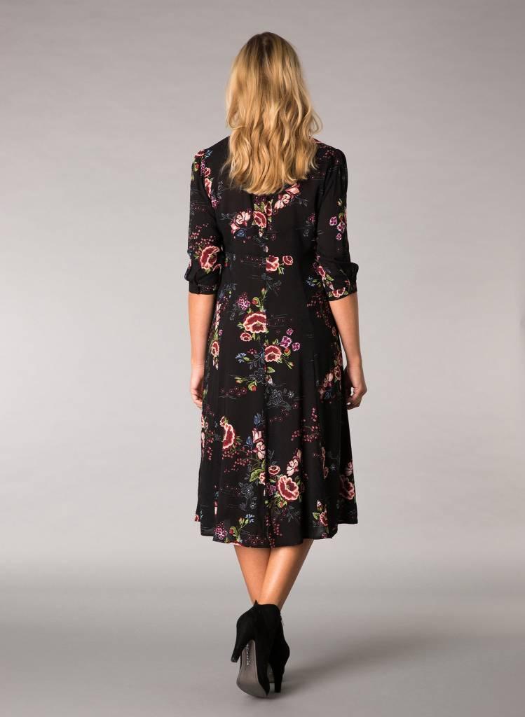Yest Multicolor Flower Dress