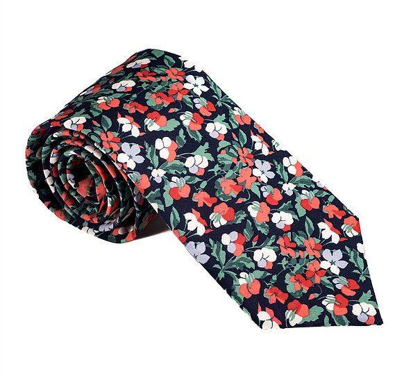 Trumbull Rhodes Necktie Macclesfield