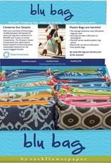 Rockflowerpaper Blu Bag Buttons Orange