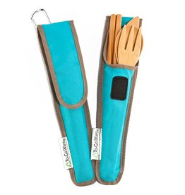 To-Go Ware Utensil Set Agave (Teal)