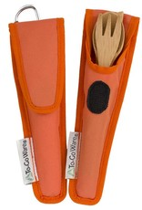 To-Go Ware Kids Utensil Set - Orange