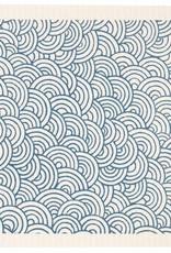 Cose Nuove Swedish Dischcloth Circles Blue