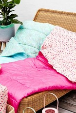 Rice Sleeping Bag pink/polka dots
