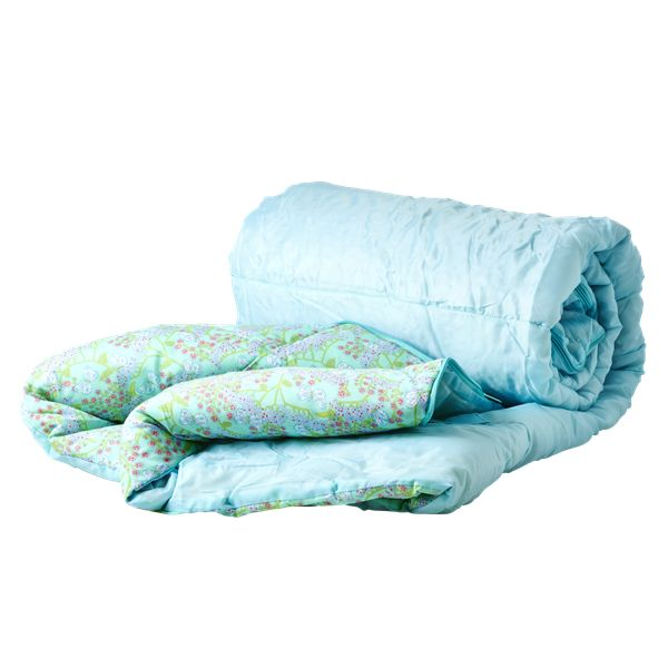 Rice Sleeping Bag Mint/Butterfly