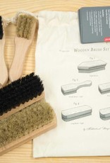 Kikkerland Shoe Cleaner Brush Set/5