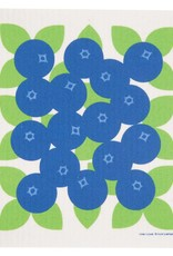 Cose Nuove Swedish Dischcloth Blueberries
