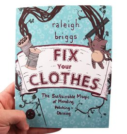 Microcosm Publishing Fix your Clothes