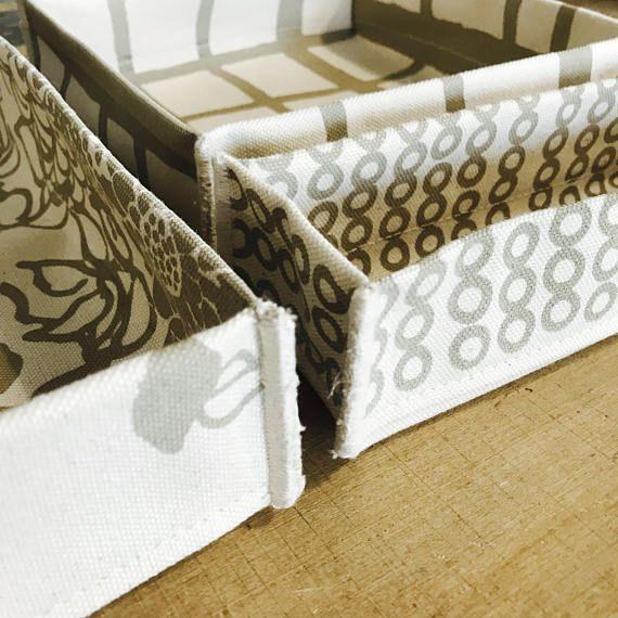 Erin Flett Canvas Box Set Khaki