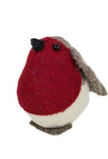 Roost Cheerful Robin Ornament