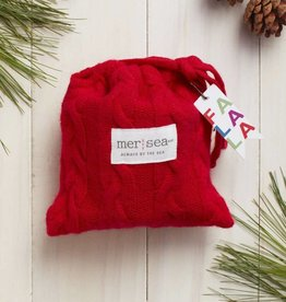 Mer Sea Jolly 7 ounce Sweaterbag Candle