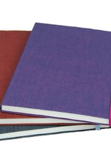 Fabriano Fabric Notebook Red