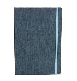 Fabriano Fabric Notebook Blue