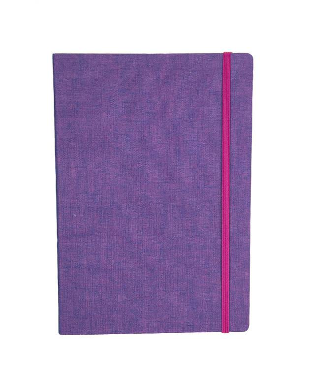 Fabriano Fabric Notebook Pink