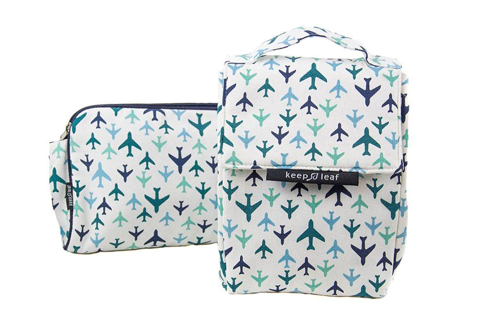 Keep Leaf Lunch Bag Planes