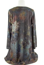 Nally and Millie Printed Tunic Multicolor