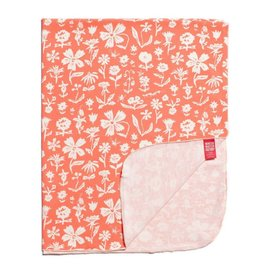 Winter Water Factory Lightweight Blanket The Garden Coral