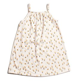 Winter Water Factory Milano Dress Tulips Yellow
