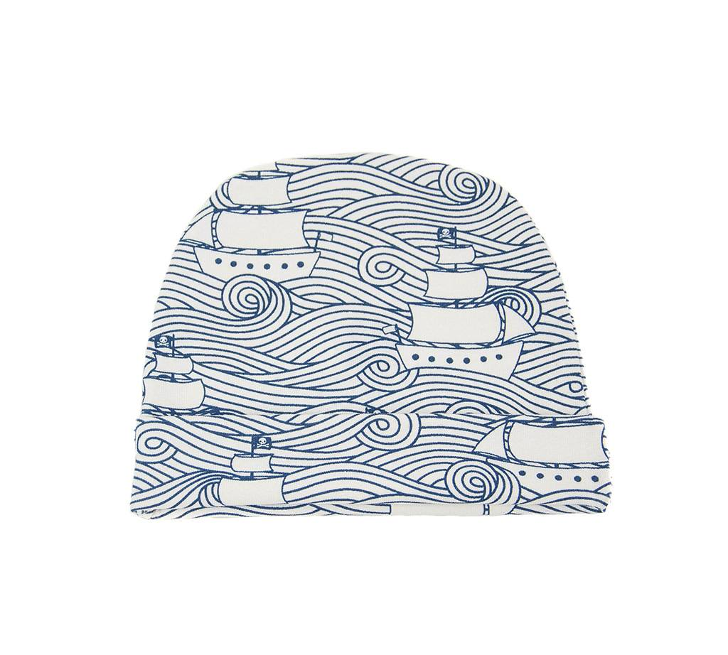 Winter Water Factory Baby Hat High Seas Navy