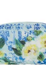 Designers Guild Majolica Cornflower Large Toiletry Bag