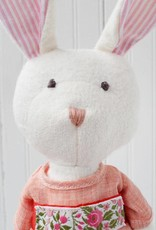 Hazel Village Stuffed Animal Emma Rabbit Spring Dress