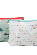 Sophie Allport Wash Bag in Woodland Party