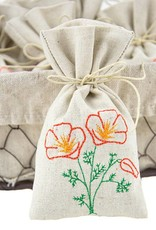 Eko Kreations Lavender Poppy Sachet