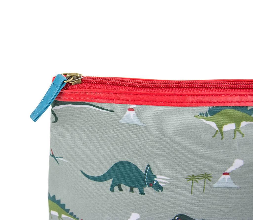 Sophie Allport Wash Bag in Dinosaurs