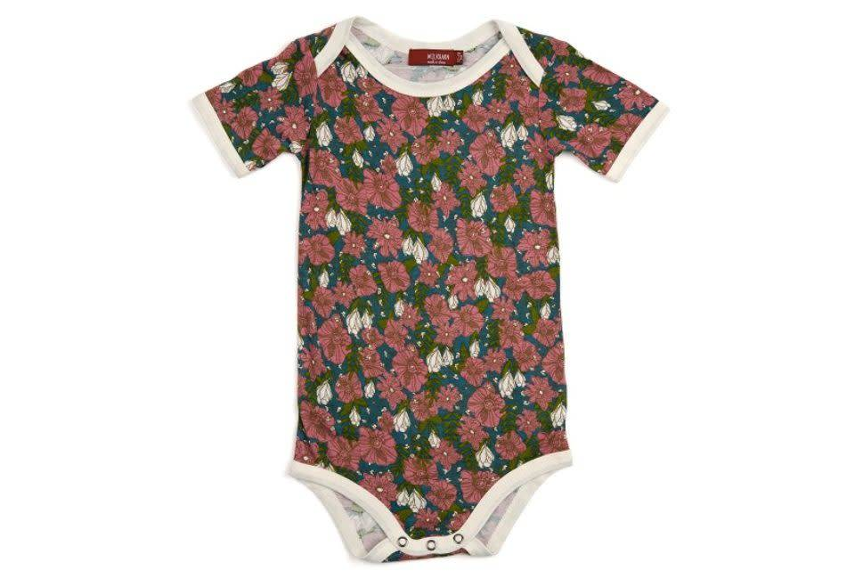 2c505fcd1 Bamboo One Piece in TeaI Floral - Kreatelier
