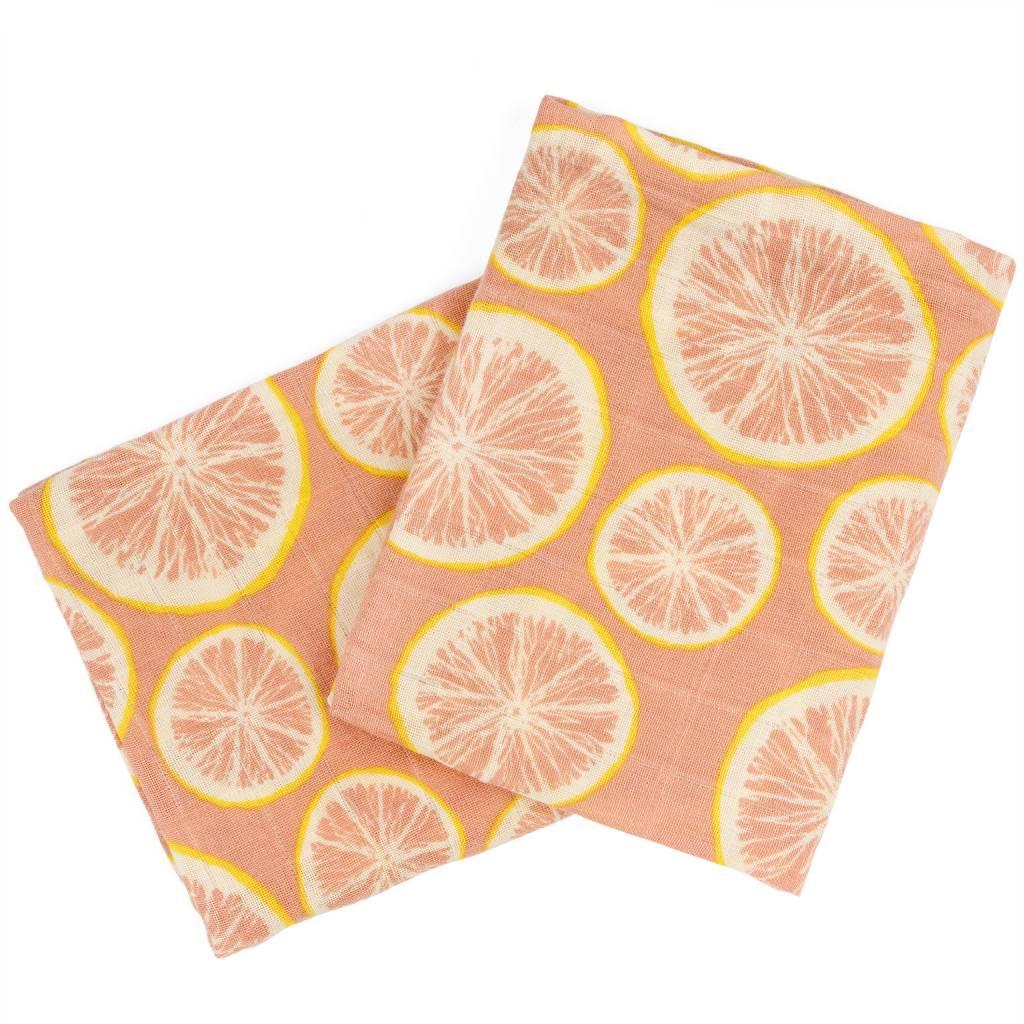 Milkbarn Bundle of Burpies in Grapefruit