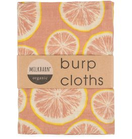 Milkbarn Bundle of Burpies in Grapefruit