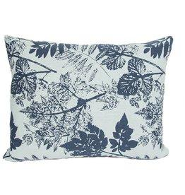Kreatelier Asplin Pillow in Spearmint - 15 x 19in