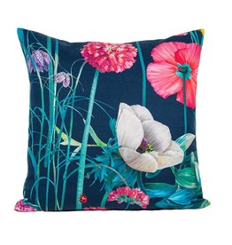 Kreatelier Meadow at Midnight Pillow - 18 x 18in