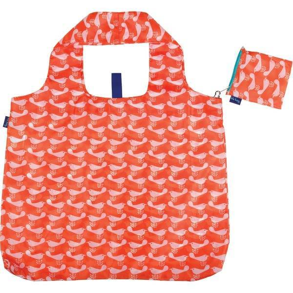 Rockflowerpaper Blu Bag Bird Orange