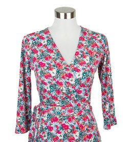 Leota Perfect Wrap Brac Sleeve Floral Camo