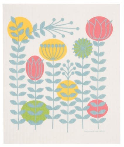 Cose Nuove Swedish Dishcloth Tulip Garden