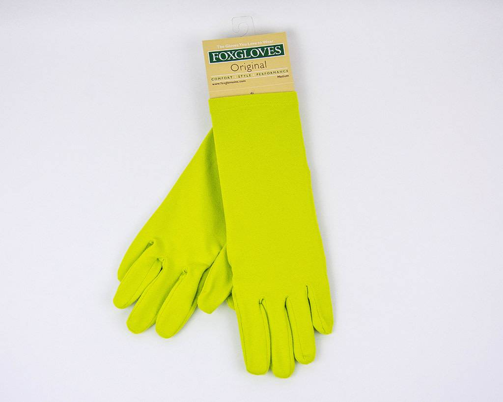 Foxgloves Gardening Gloves Spring Green