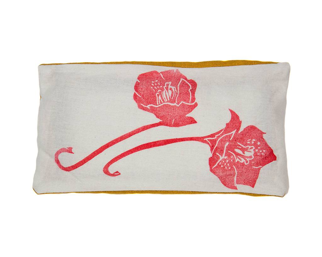 Fastsoft Press Sinus Relief Eyepillow Linden Flower