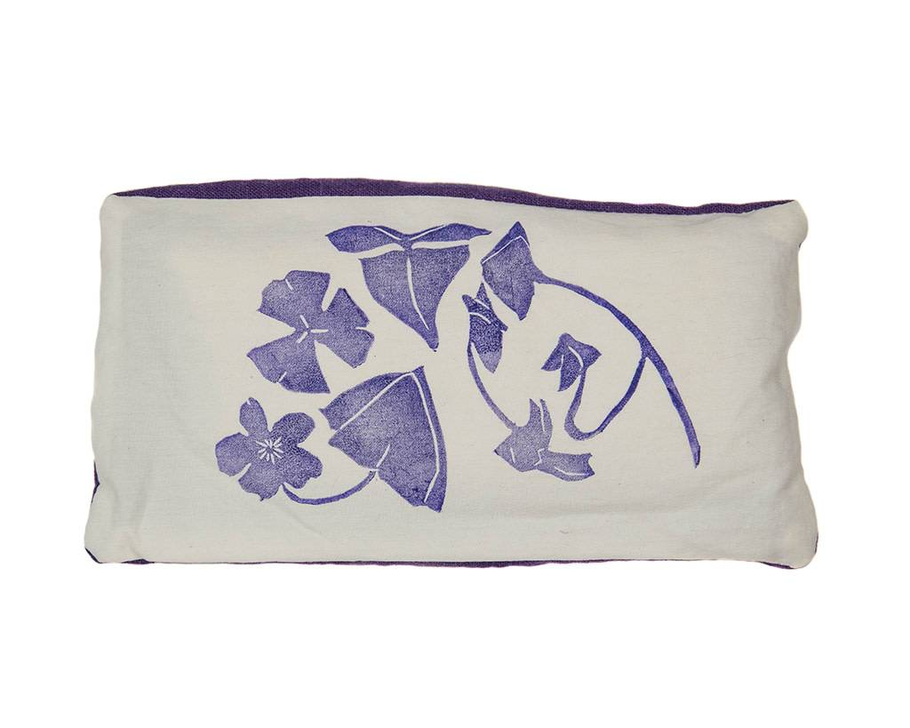 Fastsoft Press Lavender Eyepillow Oxalis