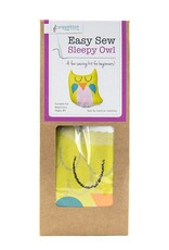 Pippablue Easy Sew Sleepy Owl Kit