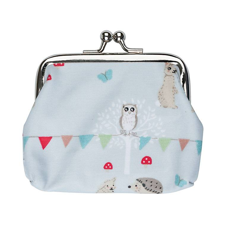 Sophie Allport Coin Purse Woodland Party