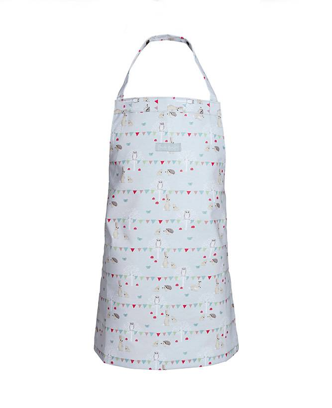 Sophie Allport Child Apron in Woodland Party