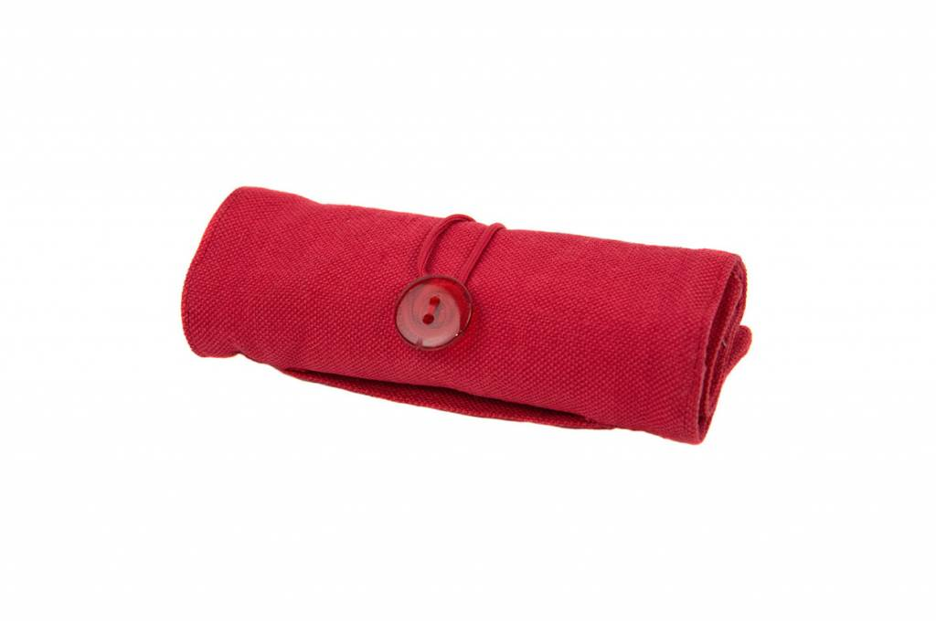 Fabriano Mini Pencil Case Red