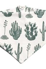 Winter Water Factory Kerchief Bib Cactus Green