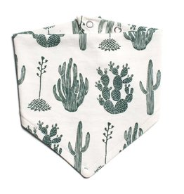 Winter Water Factory Kerchief Bib Cactus Green