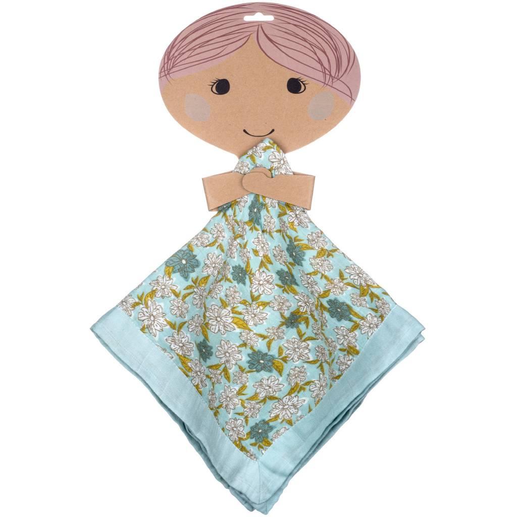 Milkbarn Mini Lovey Blue Floral