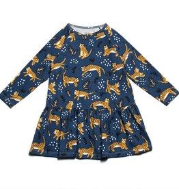 Winter Water Factory Geneva Baby Dress Wildcats Navy