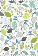 Gina B Designs Microfiber Cloth Leaves
