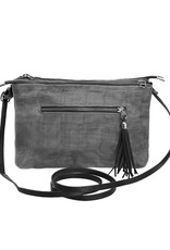 Helping Hand Partners Nearby Shoulder Bag Charcoal
