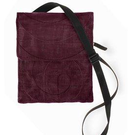 Helping Hand Partners Hip Bag Bordeaux